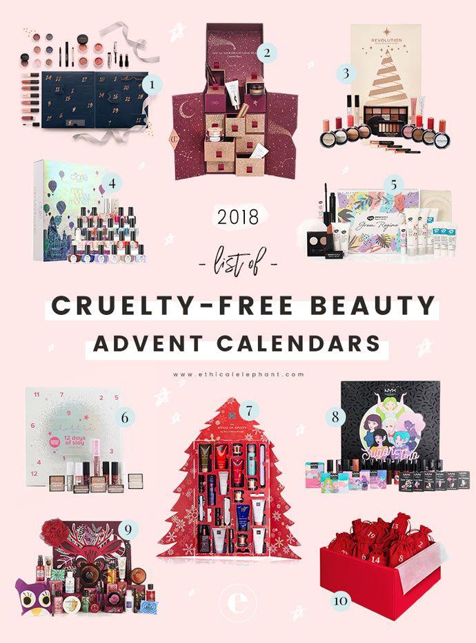 10 Cruelty Free Beauty Advent Calendars 2018 Beauty Advent Calendar Cruelty Free Beauty Cruelty Free