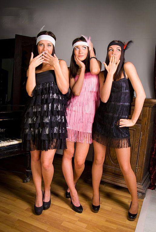 Платье для гангстерской вечеринки фото