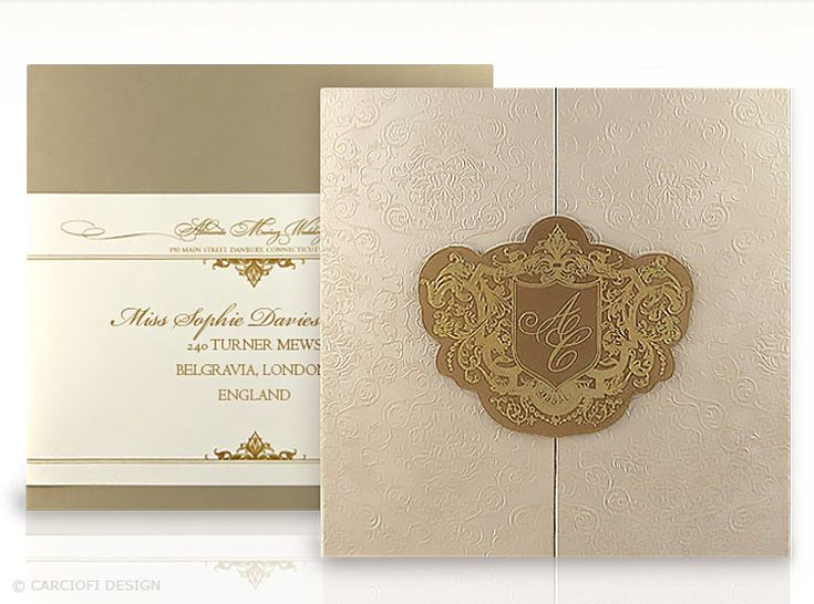 Fine Stationery Wedding Invitations: 9 Best Luxury Wedding Invitations Images On Pinterest