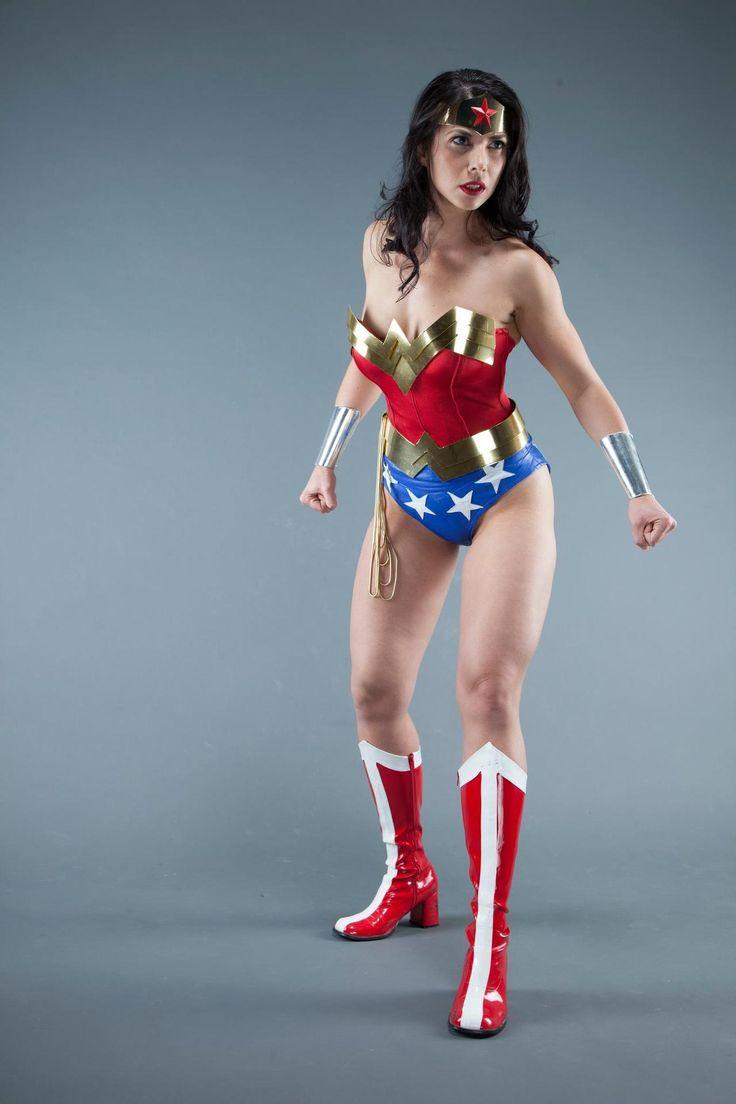 Margie Cox Wonder Woman | :roxannameta:agentsofgeek ...