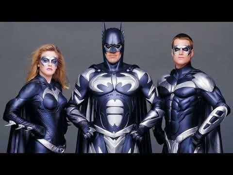 'batman & robin:' a comical cinematic masterpiece