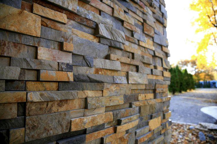 Image of: Stone Veneer Panels for Interior Walls