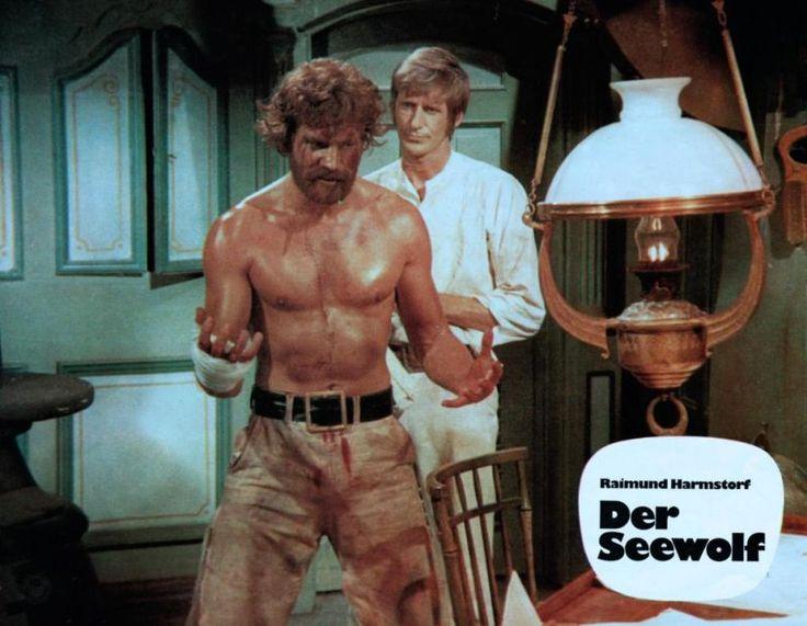 Der Seewolf 4 Teiler 1971 - Raimund Harmsdorf, Edward Meeks