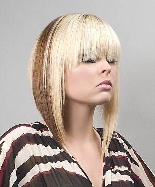 I love these two colors!!!: Hair Ideas, Short Hair, Hair Colors, Hairstyles, Blonde, Hair Styles, Haircolor, Hair Cut, Haircut