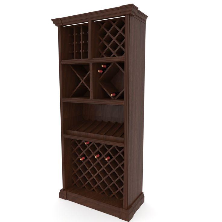 Шкаф для хранения вина 1073 #винныестеллажи #винныешкафы #винныеполки #минибары #винныйбар #дизайнвинногопогреба #бутылочница