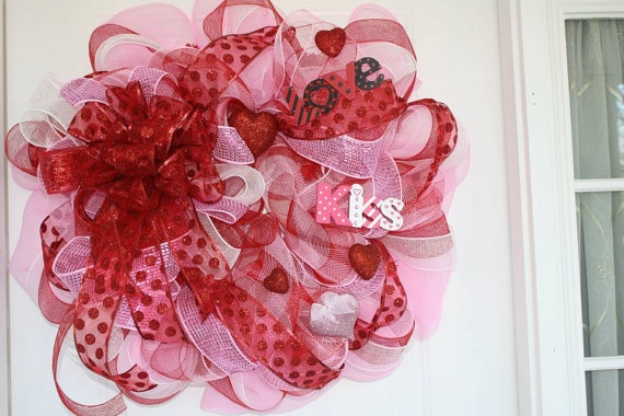 Ideas on pinterest valentine day wreaths valentines day and
