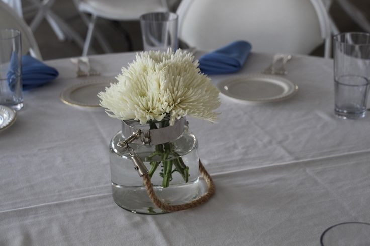 Best images about white centerpieces on pinterest