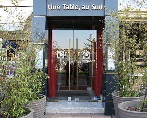 1000 images about restaurants on pinterest - Restaurant une table au sud marseille ...