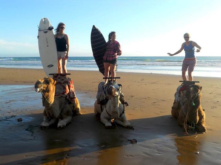 Surfing Morocco [Surf Morocco Board]
