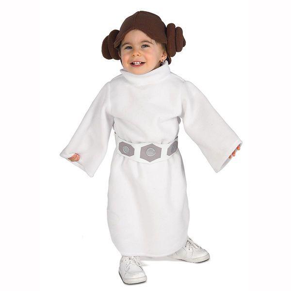 Lasten Naamiaisasu: Prinsessa Leia | Naamiaismaailma