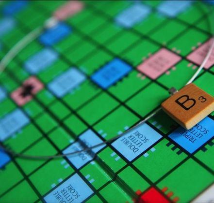 Scrabble necklaces €12 www.trulyirishcraft.com
