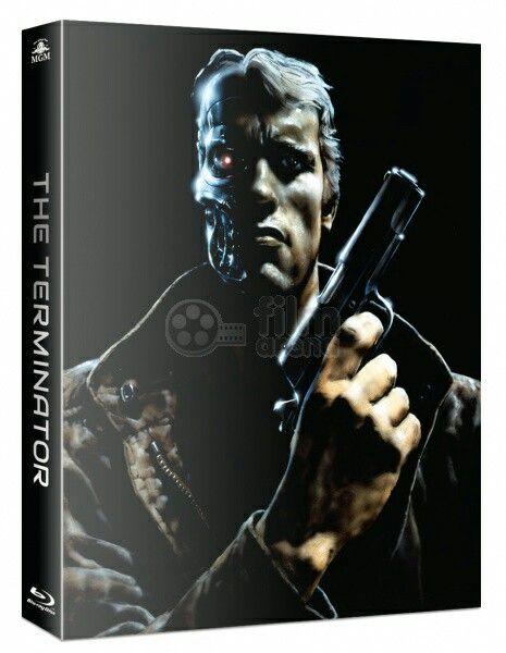 THE TERMINATOR  (BLU-RAY DISC HD)