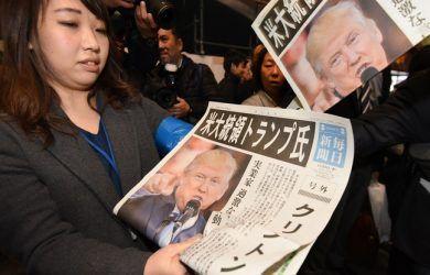 Face à l'élection du nouveau président américain, le Japon est dans l'incertitude diplomatique. Déjà très inquiet du Brexit pour ses entreprises installées au Royaume-Uni, le Japon est tombé de haut avec la victoire de Donald Trump. Après huit années de présidence Obama et une relation suivie avec Hillary Clinton, venue...