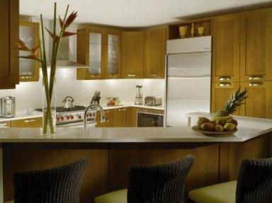 Caesarstone Quartz Blizzard Kitchen Countertop By