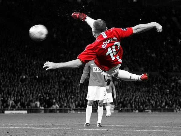 wayne rooney bicycle kick wallpaper | Wallpapers With HD Quality