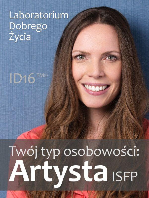 """Twój typ osobowości: Artysta (ISFP) / Praca zbiorowa   Książka """"Twój typ osobowości: Artysta (ISFP)"""" to kompendium wiedzy na temat """"artysty"""" – jednego z 16 typów osobowości."""