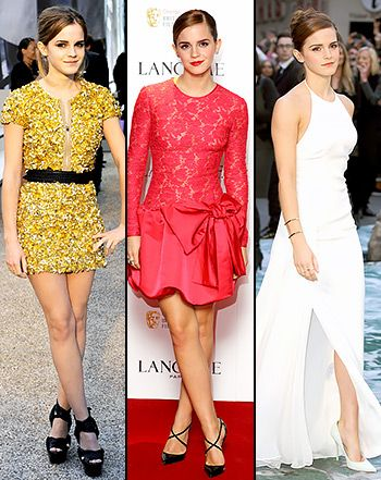Emma Watson's Style Evolution: How She's Grown Up