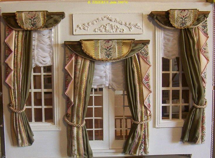 8 best cache rideaux images on pinterest - Decoration rideaux salon ...