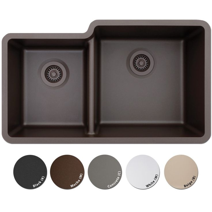 Lexicon Platinum Quartz Composite Kitchen Sink