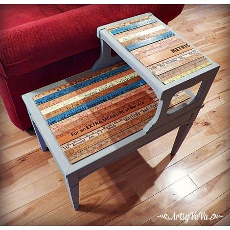 Repurposed Furniture Diy Upcycling