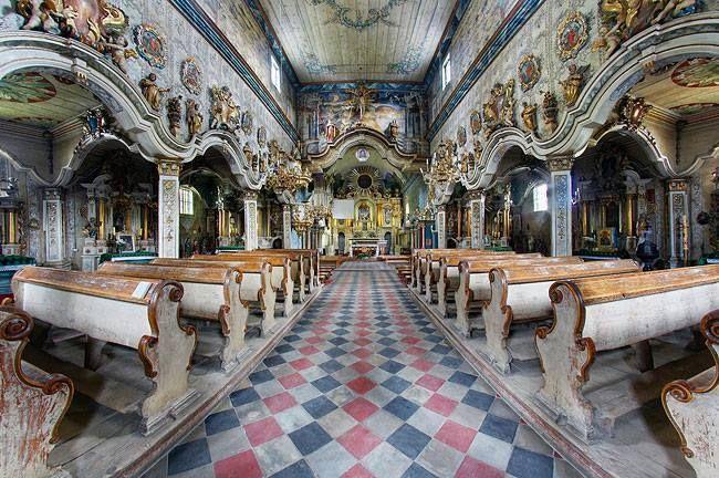 Kościół św. Michała Archanioła w Szalowej