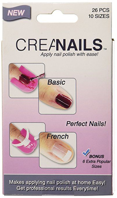 Amazon Creaclip Original Creanails Professional Nail Polish