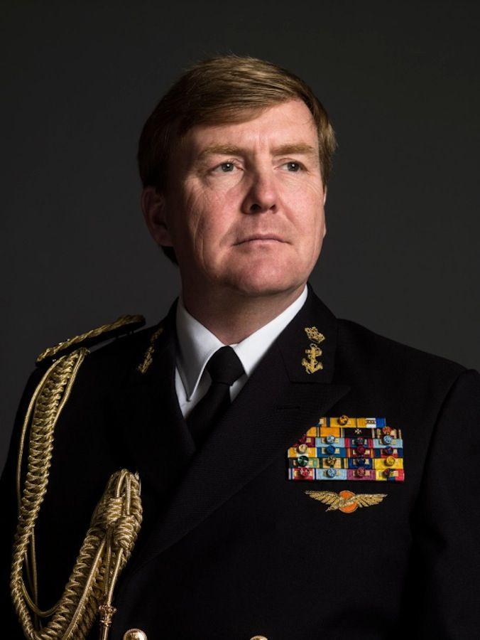 Koos Breukel - Willem-Alexander - De gulle ekster
