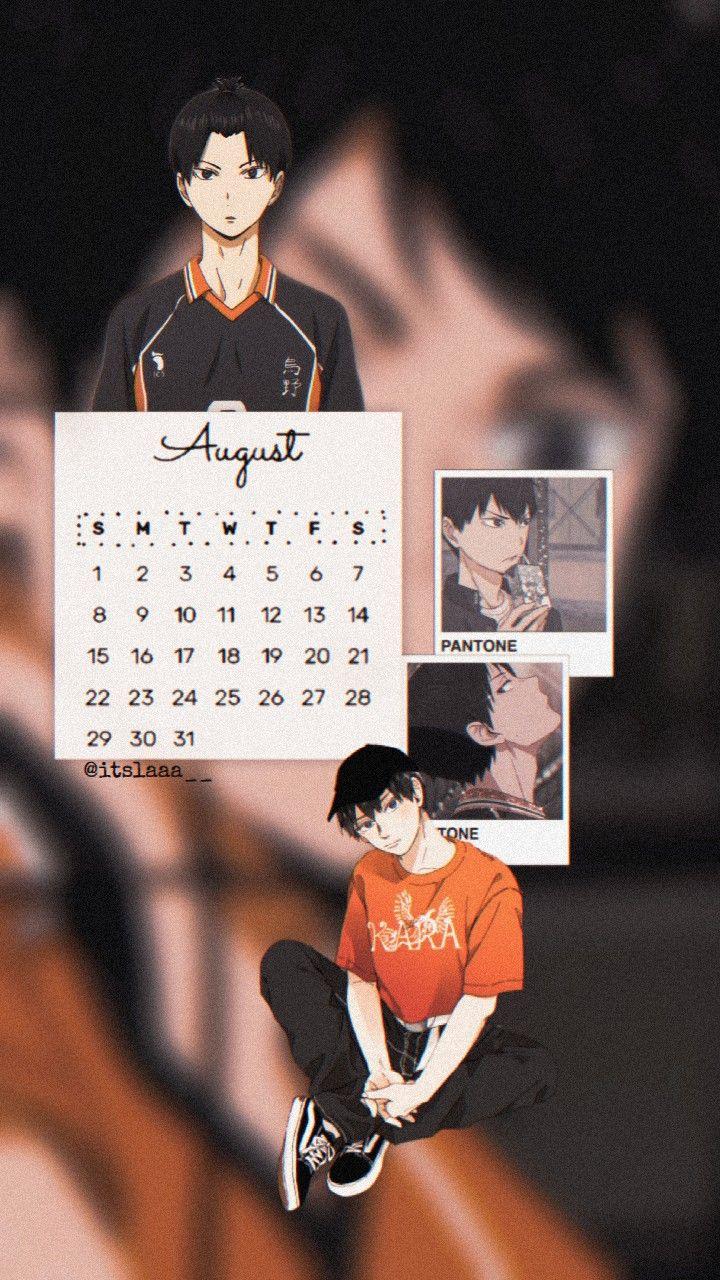 Anime Wallpaper August 2021 Kageyama Tobio Di 2021 Seni Anime Seni Gambar 23 wallpaper anime wallpaper