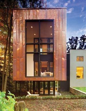 Art copper interior-design-architecture
