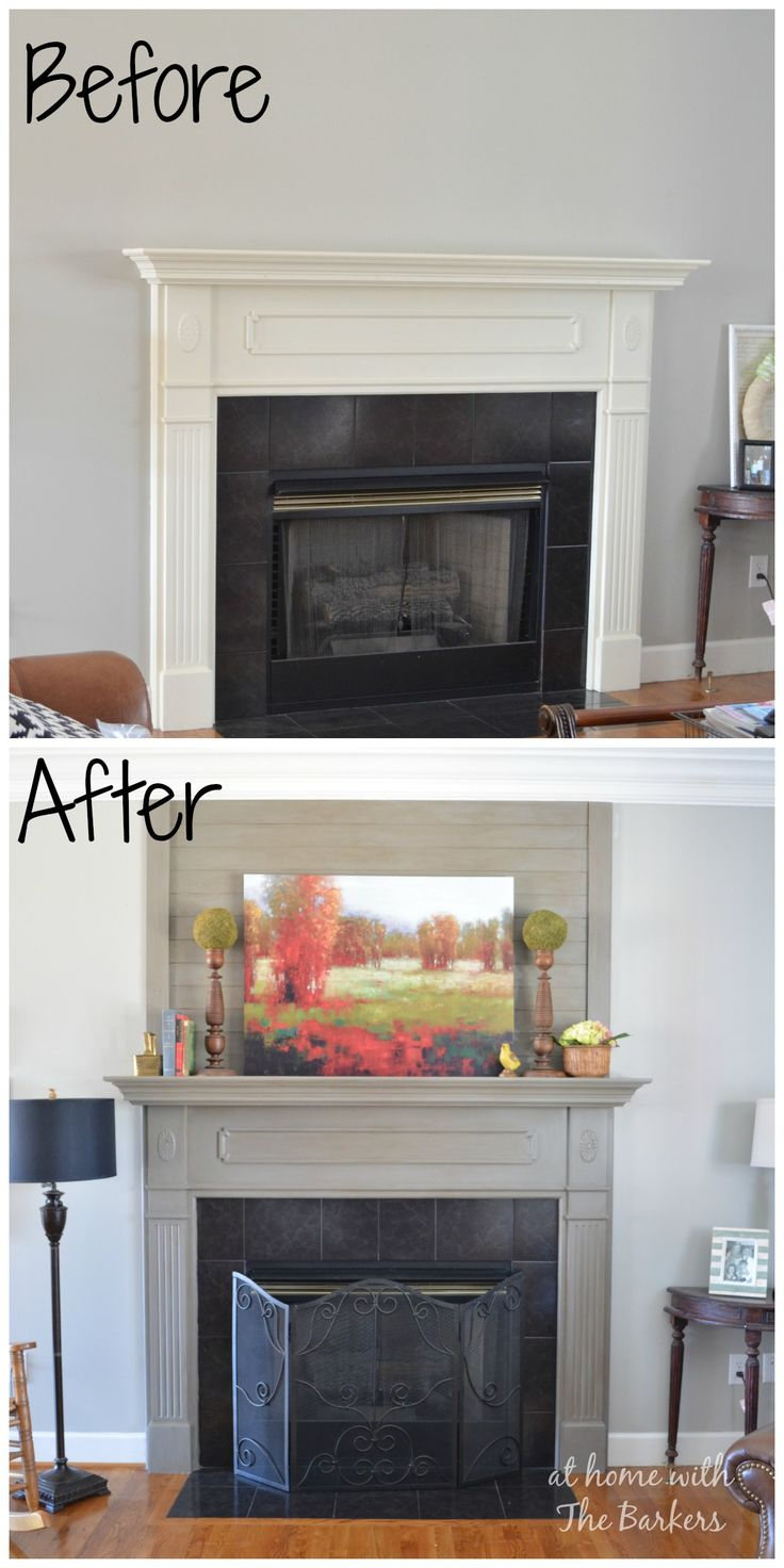 98 best fireplace images on pinterest fire places Corner fireplace makeover ideas