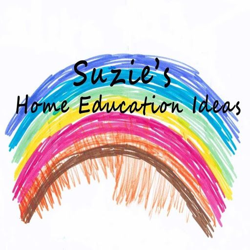 Suzie's Home Education Ideas Blog - Lots of hands-on, child-led learning activities