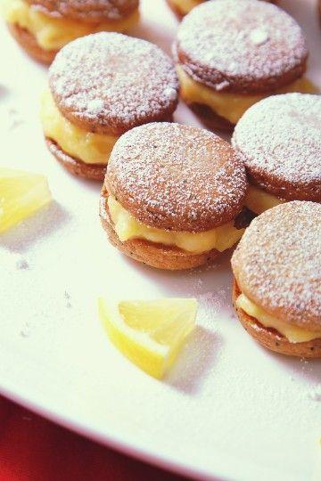 #kruche #ciasteczka cytrynowo-makowe. #delektujemy #cookies #lemon