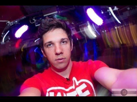 Dicas de Fotografia - Efeitos Spinning e Zooming em fotos de baladas, clubes, festas (Basico) - YouTube