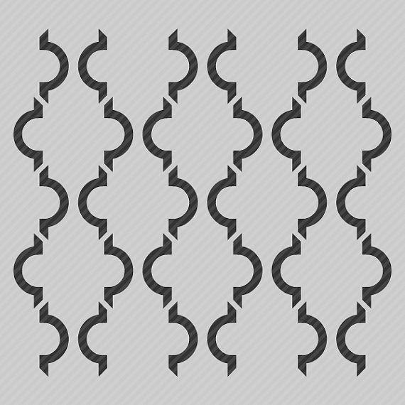 Marokkaans patroon.