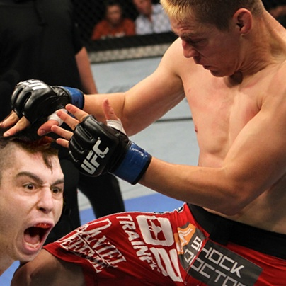 Who is your pick in this weekend's Hardy vs. Ludwig fight at UFC 146?