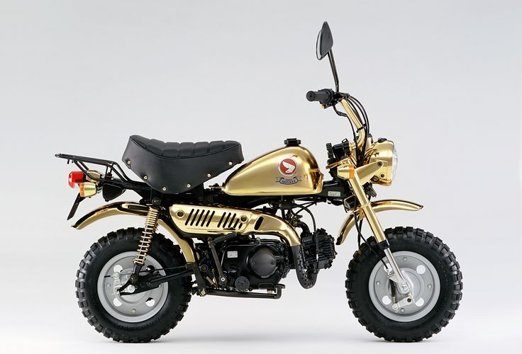 """Honda Z50 Monkey """"Limited"""" '1996"""