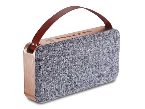 June & May's Portable Sound Bluetooth Speaker
