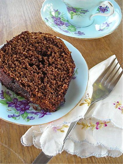 dark molasses cake - no oil & uses espresso powder | Eats: Have Your ...