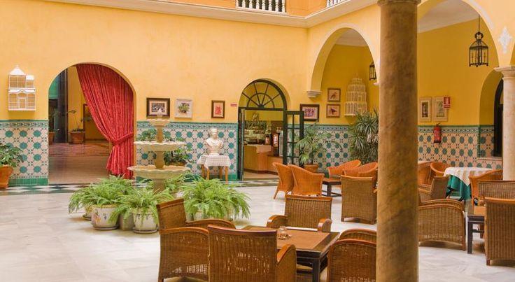 泊ってみたいホテル・HOTEL|スペイン >カディス>カディスの旧市街に位置、港、鉄道駅、バスステーションまで徒歩5分以内>セナター カディス スパ ホテル(Senator Cádiz Spa Hotel)