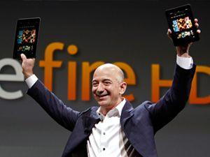 Nueva tableta Kindle Fire de Amazon: http://www.muyinteresante.es/amazon-presenta-el-nuevo-kindle-fire-hd ¿Te gustaría tenerla? Entra pinchando en la imagen y conócela a fondo.