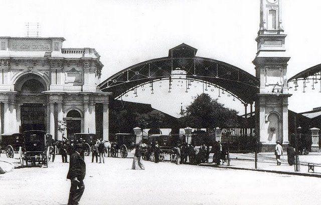 Antigua Estación Central