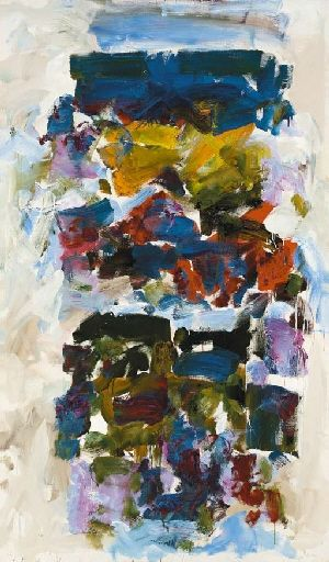 Joan Mitchell, Simple                                                                                                                                                                                 More