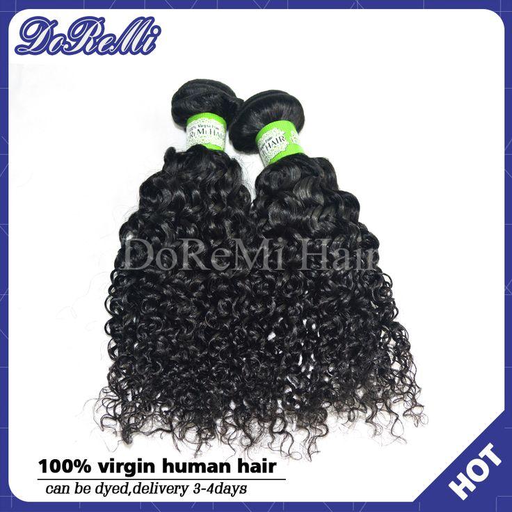 Перуанский вьющиеся волосы 2 шт. много перуанский девственница странный вьющиеся волосы переплетения натуральный черный перуанский глубокой вьющиеся человеческих волос
