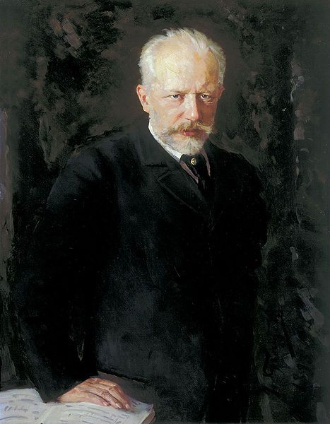 On working when you're not feeling creative: Tchaikovsky on Work Ethic vs. Inspiration | Brain Pickings