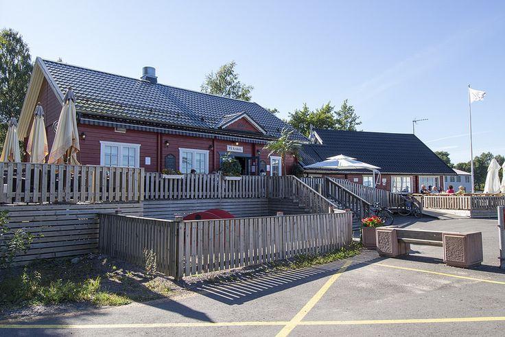 På Kroken, Restaurant Building #visitsouthcoastfinland #hanko #Finland #påkroken #food #restaurant #building