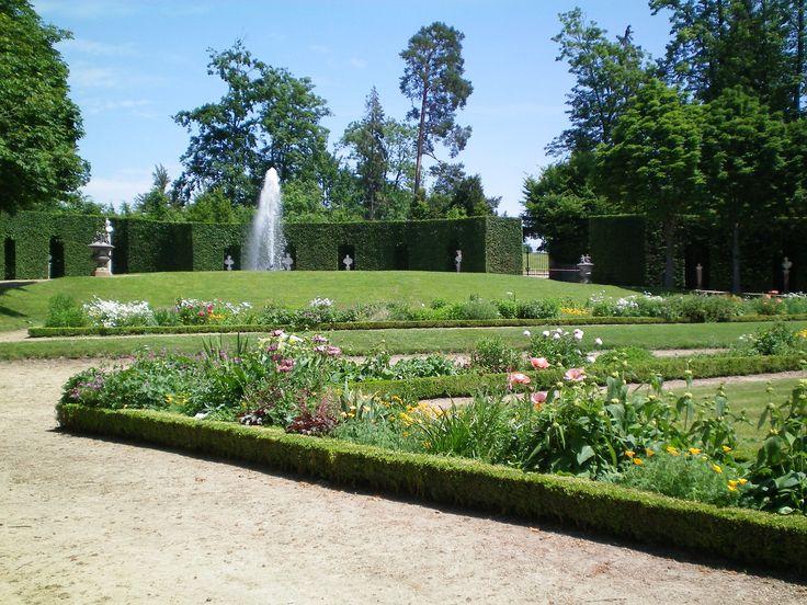 Jardin du grand Trianon - Versailles