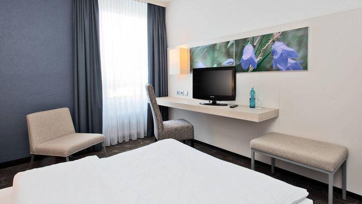 Gemütliche Komfort Zimmer im H+ Hotel Siegen