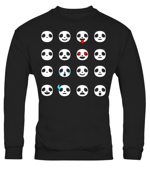"""# Panda Emoji Shirt Many Different Expressions T-Shirt Tee - Limited Edition .  Special Offer, not available in shops      Comes in a variety of styles and colours      Buy yours now before it is too late!      Secured payment via Visa / Mastercard / Amex / PayPal      How to place an order            Choose the model from the drop-down menu      Click on """"Buy it now""""      Choose the size and the quantity      Add your delivery address and bank details      And that's it!      Tags: Emoticon…"""