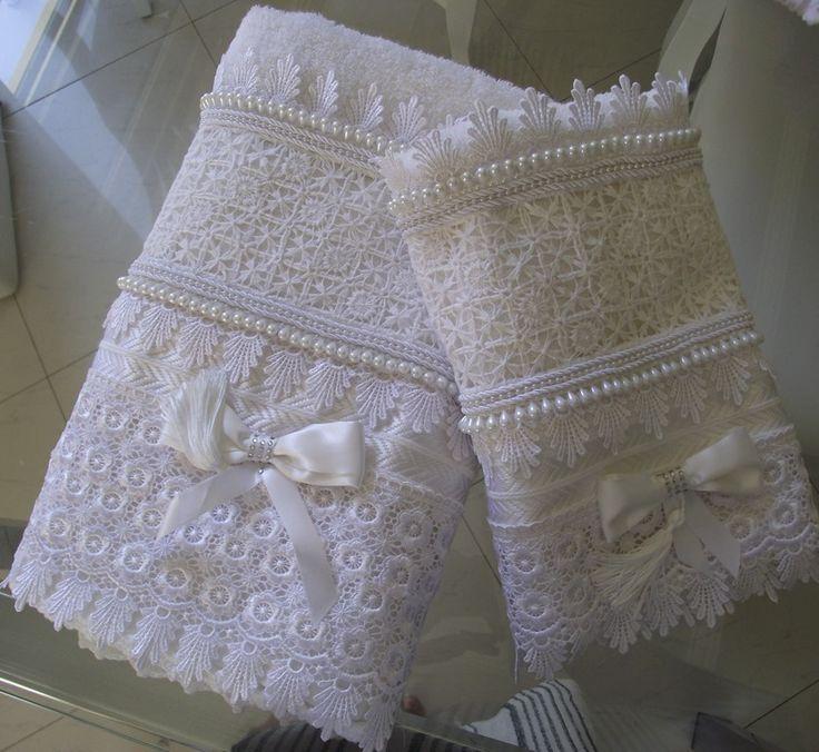 Resultado de imagem para kit de toalhas de lavabo