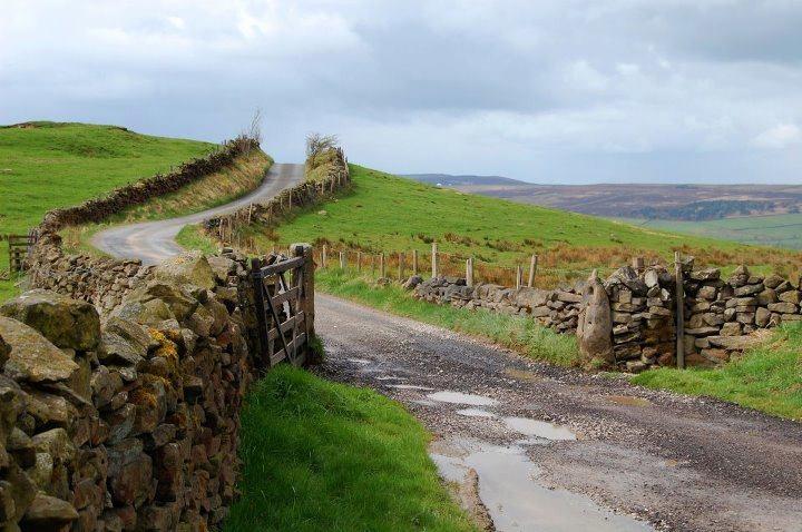 near Skipton Yorkshire Dales